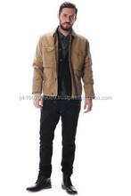 Classic canvas jacket for men canvas man bag