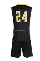 2014 China OEM men dry fit uniform jersey basketball design sublimation jersey basketball design