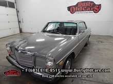 1969 Mercedes-Benz 250C Runs Drives Great VGood Interior Body AC - See more at: www.dustyoldcars.com