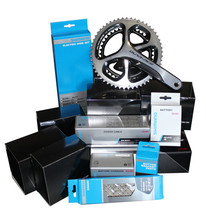 DURA-ACE DI2 9000 11 SPEED 172.5MM ROAD BIKE GROUPSET 2013 SILVER