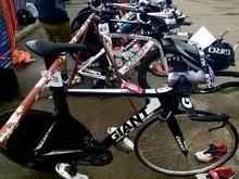 Giant Trinity Advanced SL 1 2015 Triathlon Bike