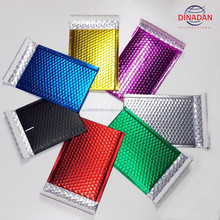 Aluminum foil bubble envelopes Metallic bubble mailer