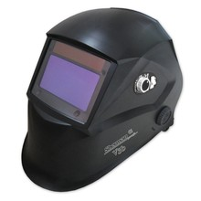 Solar auto darkening welding helmet Sherman V3b