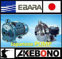 Durable made in Japan water pumps for a variety of uses
