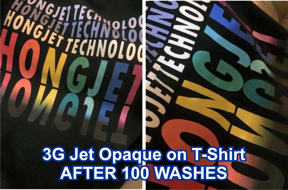 USA Dark Heat Transfer Paper- Neenah 3G Jet Opaque