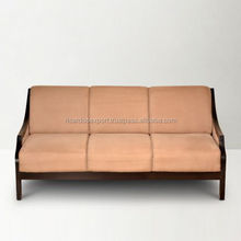 Avon Solid Wood Sofa Set Beige modern High quality designs for apartments