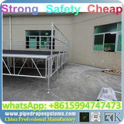 Cheap Portable Stage And Aluminum Portable Stage For Sale With Dealer Price