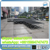 2015 new design compact portable stage platform with 18mm plywood surface