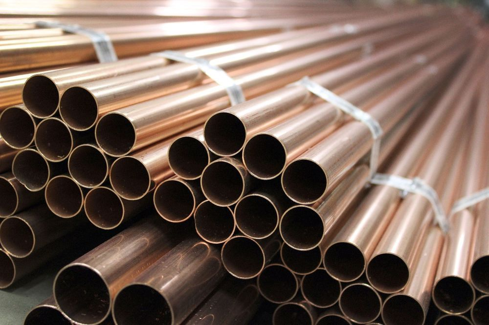 Copper tube type m l k x 20 39 buy copper tube product on for Best copper pipe insulation