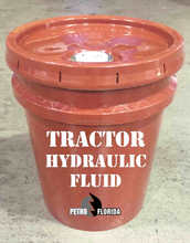 TRACTOR HYDRAULIC FLUID_*5 Gallon Pail