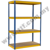 Boltless Rack Accessories - Increase height of angle post - AP Joint