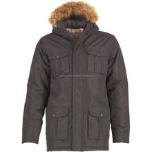 Winter Men's Parka jacket
