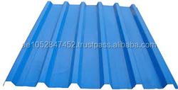 Aluminium Roofing Profile Sheet manufacturing Ghosh Metal Industries LLC Qatar Oman Saudi Bahrain Yemen Sudan Kuwait UAE Jodan