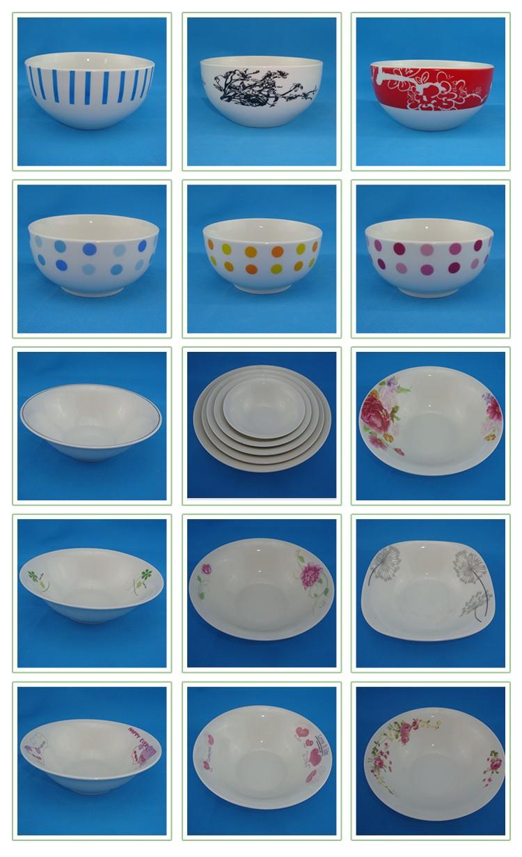 Porcelain 15cm Bowl Porcelain Bowl Set Porcelain Breakfast