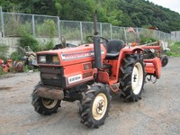 High quality second hand tractor at reasonable price from Japan