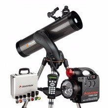 Discount Price For New Celestron NexStar 130 SLT Computerized Telescope with Eyepiece Kit & Powertank