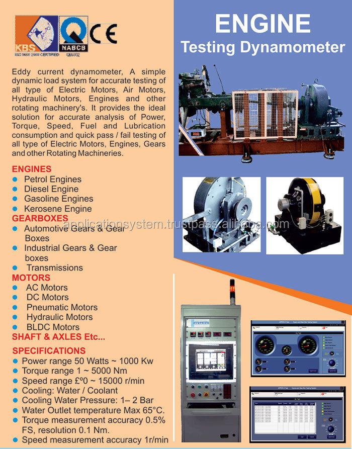 Dynamometer For Sale Engine Images