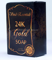 WHOLESALE VIVID ESSENTIALS 24K GOLD EXTREME WHITENING SOAP (150G)