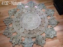Handmade Eco Jute Mats