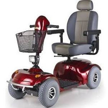 Original For New Golden Technologies GA541 Electric Scooter Avenger 4-Wheel Heavy Dut