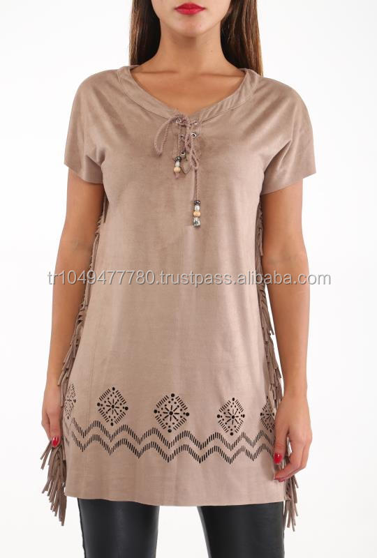 Women tunics blouses tops made in turkey buy women for Shirts made in turkey