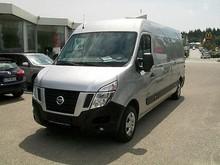 Used Nissan NV400 Box Van - Left Hand Drive - Stock no: 12529