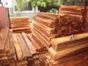 mahogany wood boards