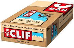 Clif Bar Energy Bars, White Chocolate Macadamia Nut