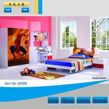 spider man kids bedroom set(6008)