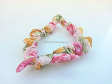 Cotton Hairband, Handmade Fashionable Hair Accessories for Children and Adults