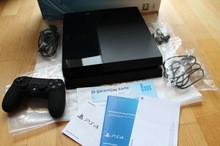 Great Discount For Sony Playstation 4 PS4 500GB Console(Latest Model)+5 GAMES & 2 Controllers (Skype Chat: sales.manager223)