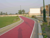 SYNTHETIC RUNNING JOGGING TRACK IAAF CERTIFIED