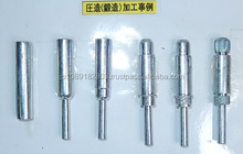 Prototype cold forging stainless steel rivet , various materials available