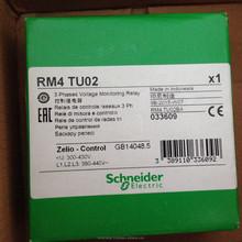 Schneider Relay RM4TU02 Telemecanique 380V to 440VAC Monitoring Relay
