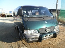Ssangyong ISTANA 12 / 1996 YEAR / modelo primer / MANUAL