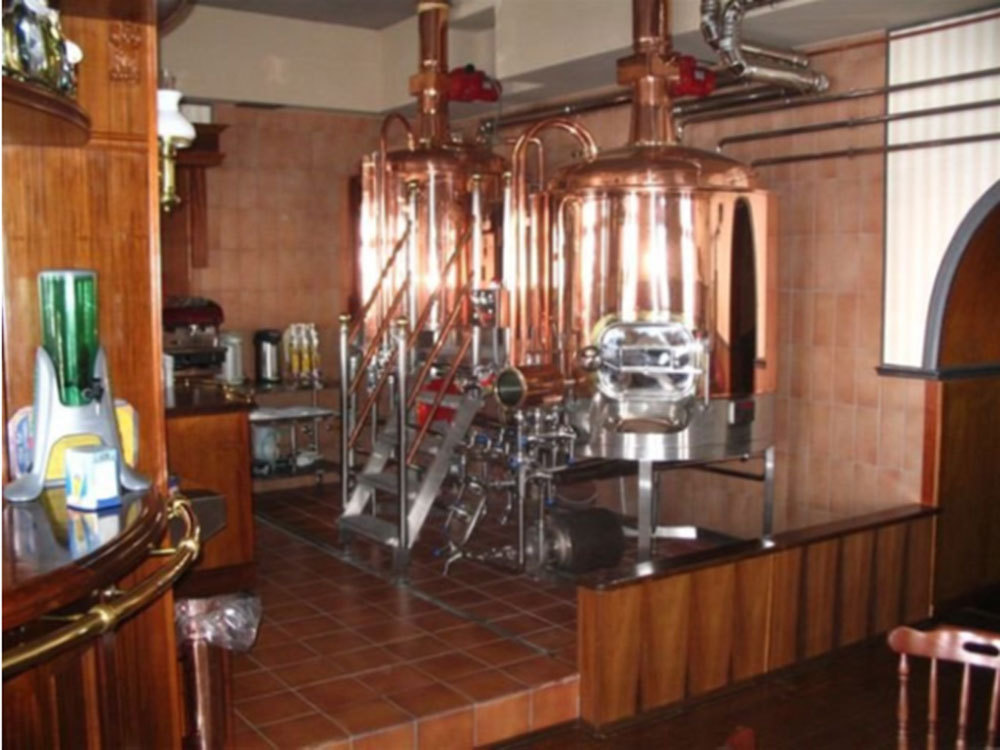500 L Micro Brewery Buy Micro Brewery Plant Product On