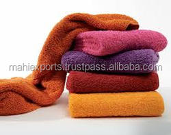 Superior egyptian cotton bath towel set - 100% cotton india