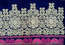 Embroidery Lace Trim/ Embroidered Lace Trim for wedding dress