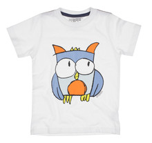 Newly design fashion custom kids t shirt with your own logo