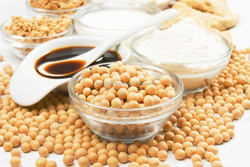 Soy Isoflavone; Soybean P.E;plant extract