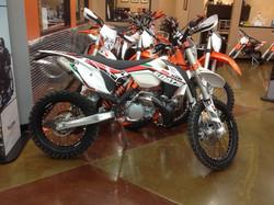 Brand New 2014 KTM XC 450 W Six Days