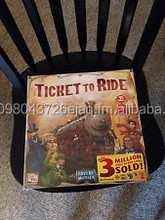 New Ticket To Ride Board Game