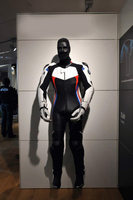 Mens Orignal Motorrad Double R 2015 Latest Motogp Motorbike Racing One Piece Leather Suit, All Sizes & Colors