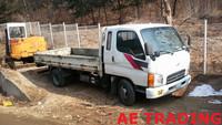 3.5 Ton Hyundai Mighty Truck