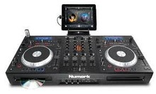 Numark Mixdeck Quad CD-MP3 Player DJ Controller BRAND NEW!! FULL WARRANTY!!
