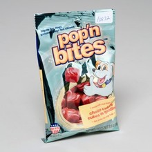 DOG TREATS POP'N BITES 3.5 OZ MADE WITH REAL LIVER #10872