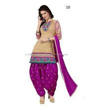 Ladies Punjabi Suit | Women's Salwar Suit | Shalwar Kameez