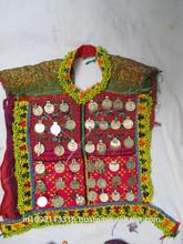 Descuento premio hermoso BANJARA diseño único con estilo indio bordado mano VINTAGE BANJARA moneda tela piezas
