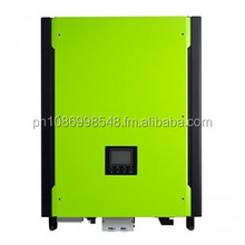 hybrid power inverter 10kw hybrid three phase solar inverter grid tie with battery backup