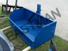 Tipping Transport box/link box/tractor attachments/3pt implements